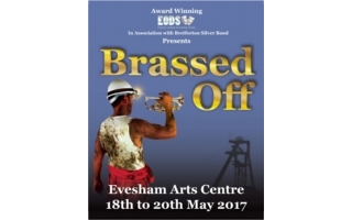 Brassed Off: 13th - 14th March 2020
