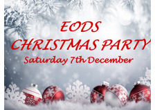 EODS Christmas Party 2019